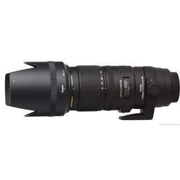 Sigma APO 70-200mm F2.8 EX DG OS HSM от оф дилера в Минске