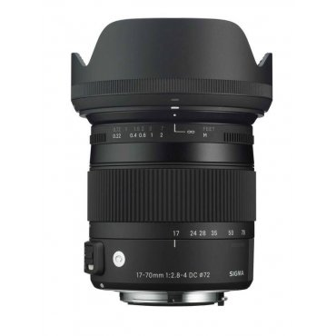 Sigma 17-70mm F2.8-4 DC MACRO OS HSM Contemporary  в Минске