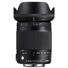 SIGMA 18-300mm F3.5-6.3 DC HSM MACRO OS Contemporary