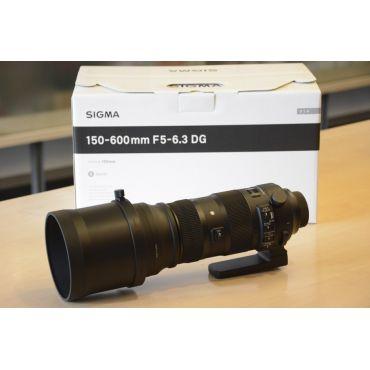 SIGMA 150-600mm F5-6.3 DG OS HSM Contemporary купить