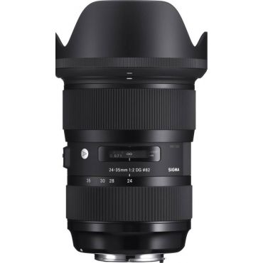 Sigma 24-35mm F2 DG HSM Art в Минске