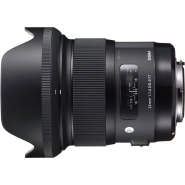 SIGMA 24mm F1.4 DG HSM Art в Минске