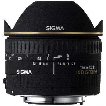 Sigma 15mm F2.8 EX DG DIAGONAL FISHEYE в Минске
