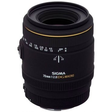 Sigma MACRO 70mm F2.8 EX DG в Минске