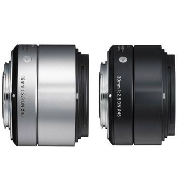 Sigma 30mm F2,8 DN и 19/2.8 DN в Минске