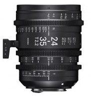 Sigma Cine 24-35mm T2.2