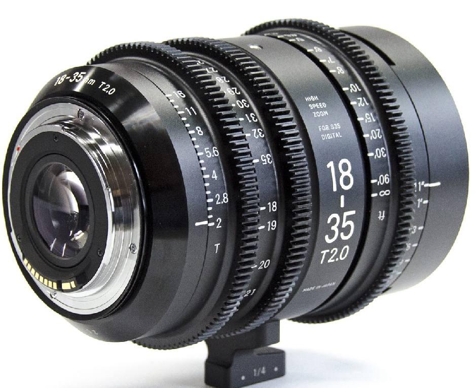 Sigma Cine Lenses