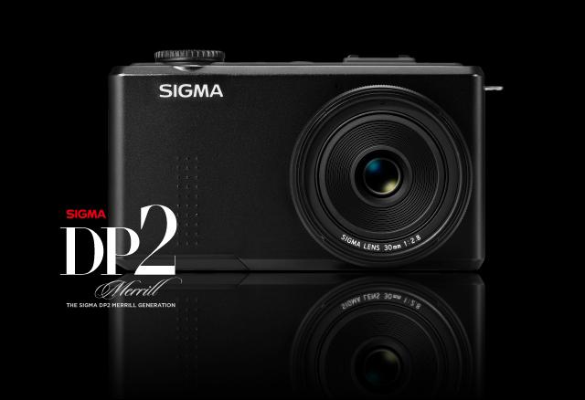Sigma DP2 Merrill фото