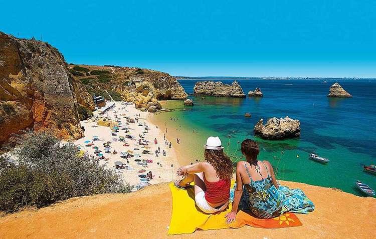 Отдых в Португалии сигма 35мм и 24мм