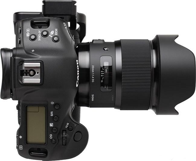 SIGMA 20mm F1.4 DG HSM Art обзор