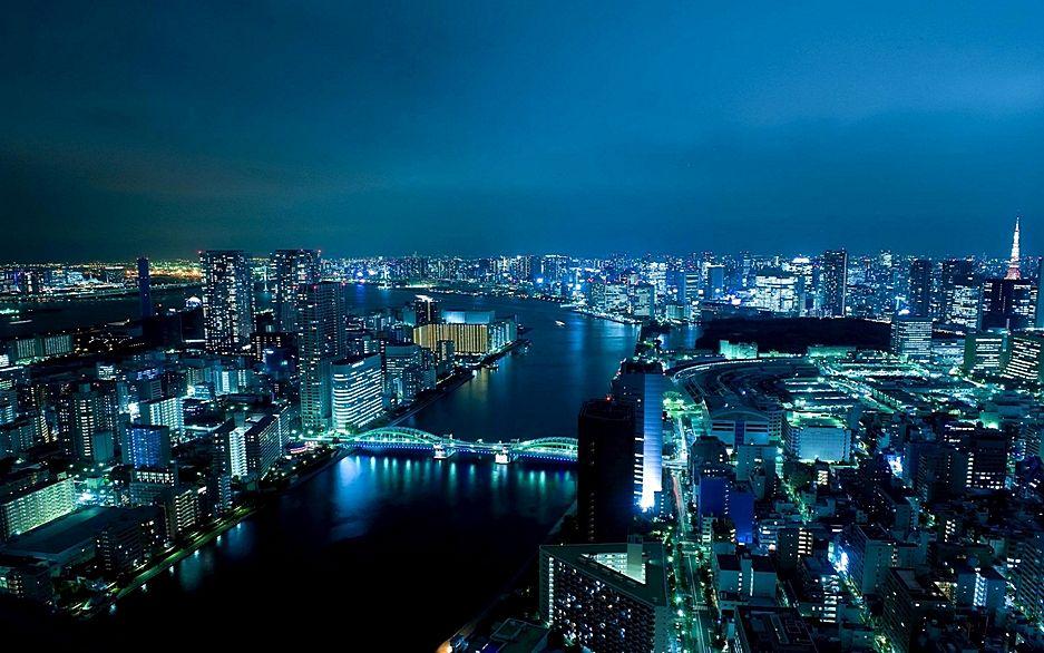 Фото города Токио на объективы Sigma