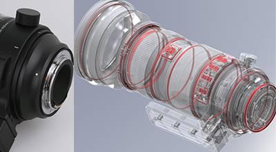 Пыле и влагозащита SIGMA 150-600mm F5-6.3 DG OS HSM Sports купить в Минске