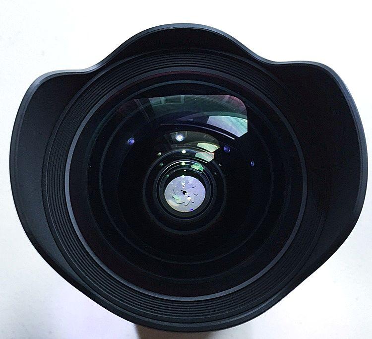 SIGMA 20mm F1.4 DG HSM Art  обзор объектива