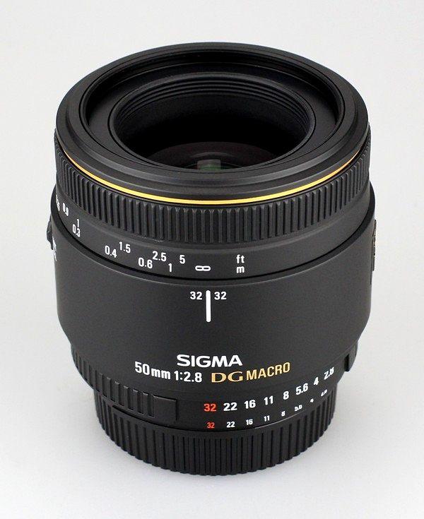 Sigma MACRO 50mm F2.8 EX DG тестовые фото