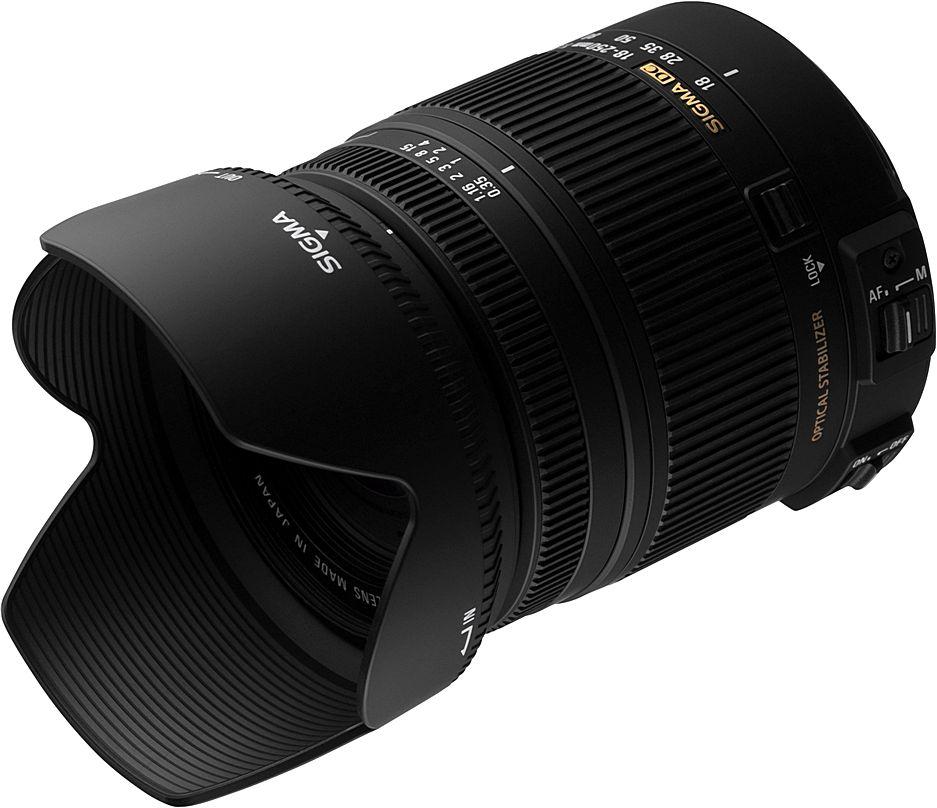 Sigma 18-250mm F3.5-6.3 DC MACRO OS HSM фото