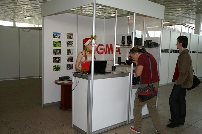 Фото Sigma в Минске