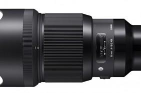 Sigma 85mm F1.4 DG HSM Art тестовое видео на камере  Sony A7RIII