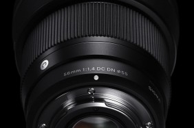 Sigma 56mm F1.4 DC DN Contemporary тест видеосъемки