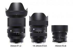 Новые товары от SIGMA для беззеркальных камер