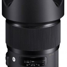 SIGMA 20mm F1.4 DG HSM Art