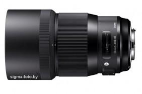 Цена на SIGMA 135mm F1.8 DG HSM Art и дата продажи + видео обзор