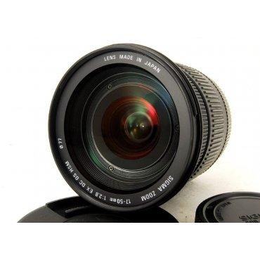 Sigma 17-50mm F2.8 EX DC OS HSM от оф дилера в Минске