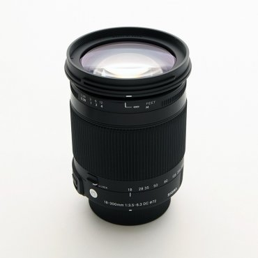 SIGMA 18-300mm F3.5-6.3 DC HSM MACRO OS Contemporary от оф дилера в Минске