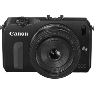 Фотоаппарат Canon EOS M Kit 18-55mm IS STM в Минске