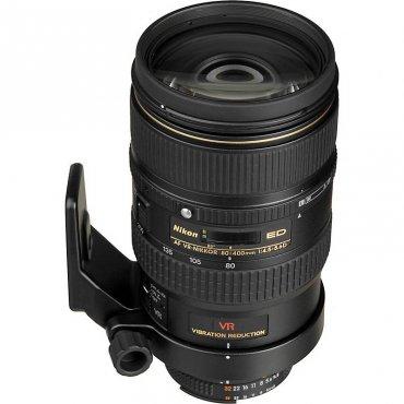 Nikon AF VR Zoom-Nikkor 80-400mm f/4.5-5.6D ED в Минске