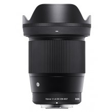 SIGMA 16mm F1.4 DC DN Contemporary