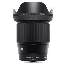 SIGMA 16mm F1.4 DC DN Contemporary