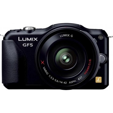 Panasonic Lumix DMC-GF5X Kit 14-42mm в Минске