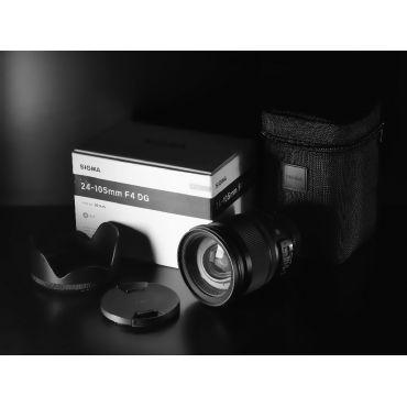 Sigma 24-105mm F4 DG OS HSM Art от оф дилера в Минске