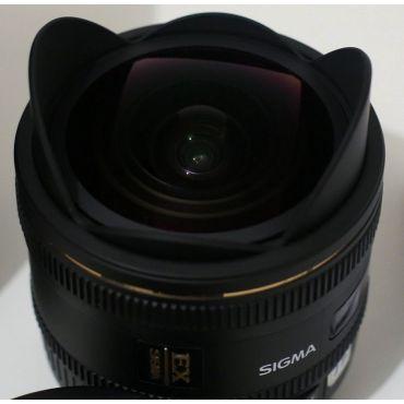 Sigma 10mm F2.8 EX DC FISHEYE HSM от оф дилера в Минске