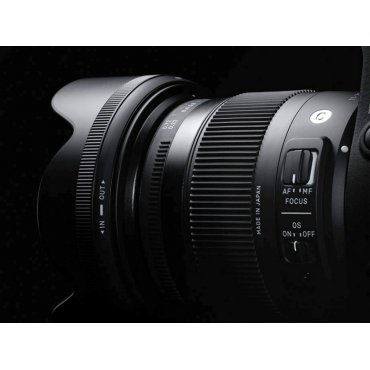 Sigma 17-70mm F2.8-4 DC MACRO OS HSM Contemporary  от оф дилера в Минске