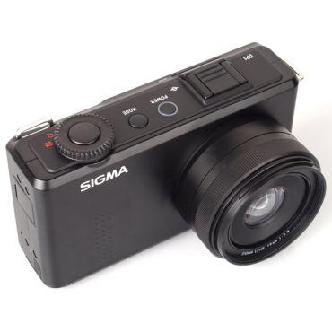 Sigma DP1 Merrill - качественная компакт-камера от Sigma