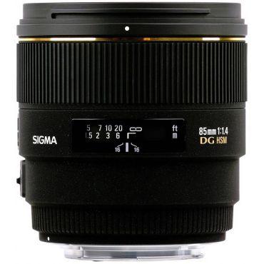 Sigma 85mm F1.4 EX DG HSM от оф дилера в Минске