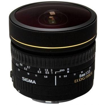 Sigma 8mm F3.5 EX DG CIRCULAR FISHEYE от оф дилера в Минске