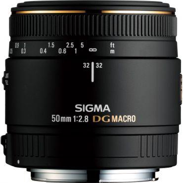 Sigma MACRO 50mm F2.8 EX DG от оф дилера в Минске