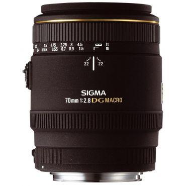 Sigma MACRO 70mm F2.8 EX DG от оф дилера в Минске