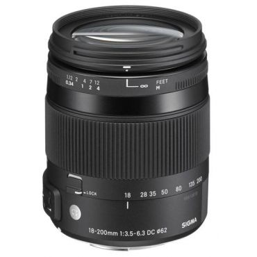 Sigma 18-200mm F3.5-6.3 DC MACRO OS HSM Contemporary от оф дилера в Минске