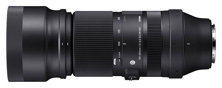 SIGMA 100-400mm F5-6,3 DG DN OS Contemporary photo