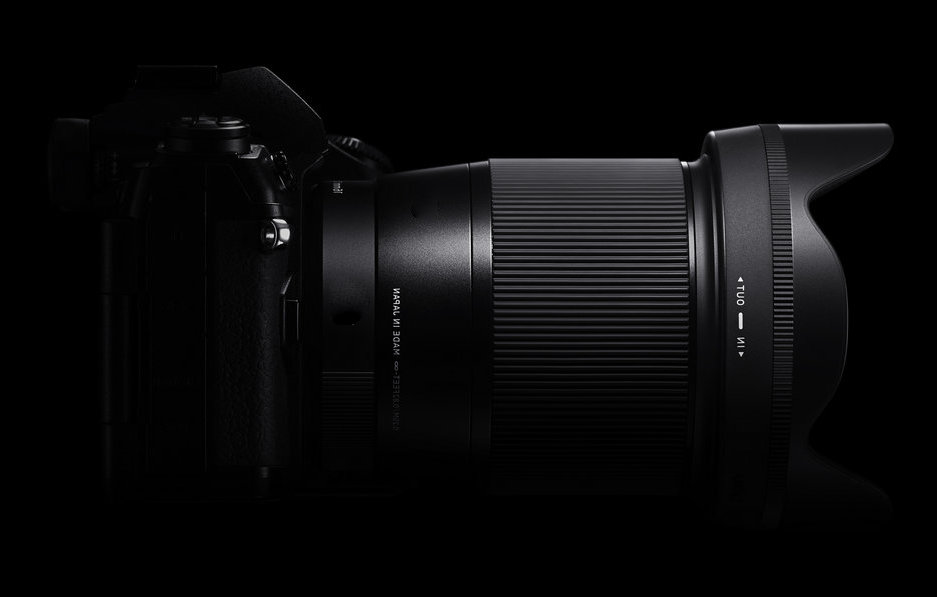 SIGMA 16mm F1.4 DC DN Contemporary видео тест