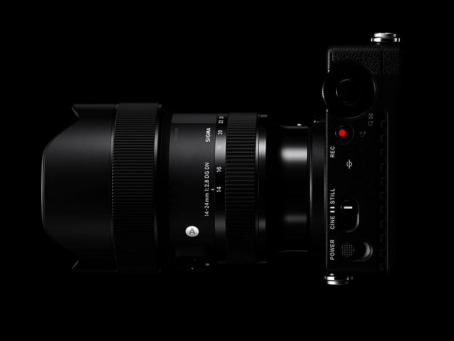 SIGMA 14-24mm F2.8 DG HSM Art фото