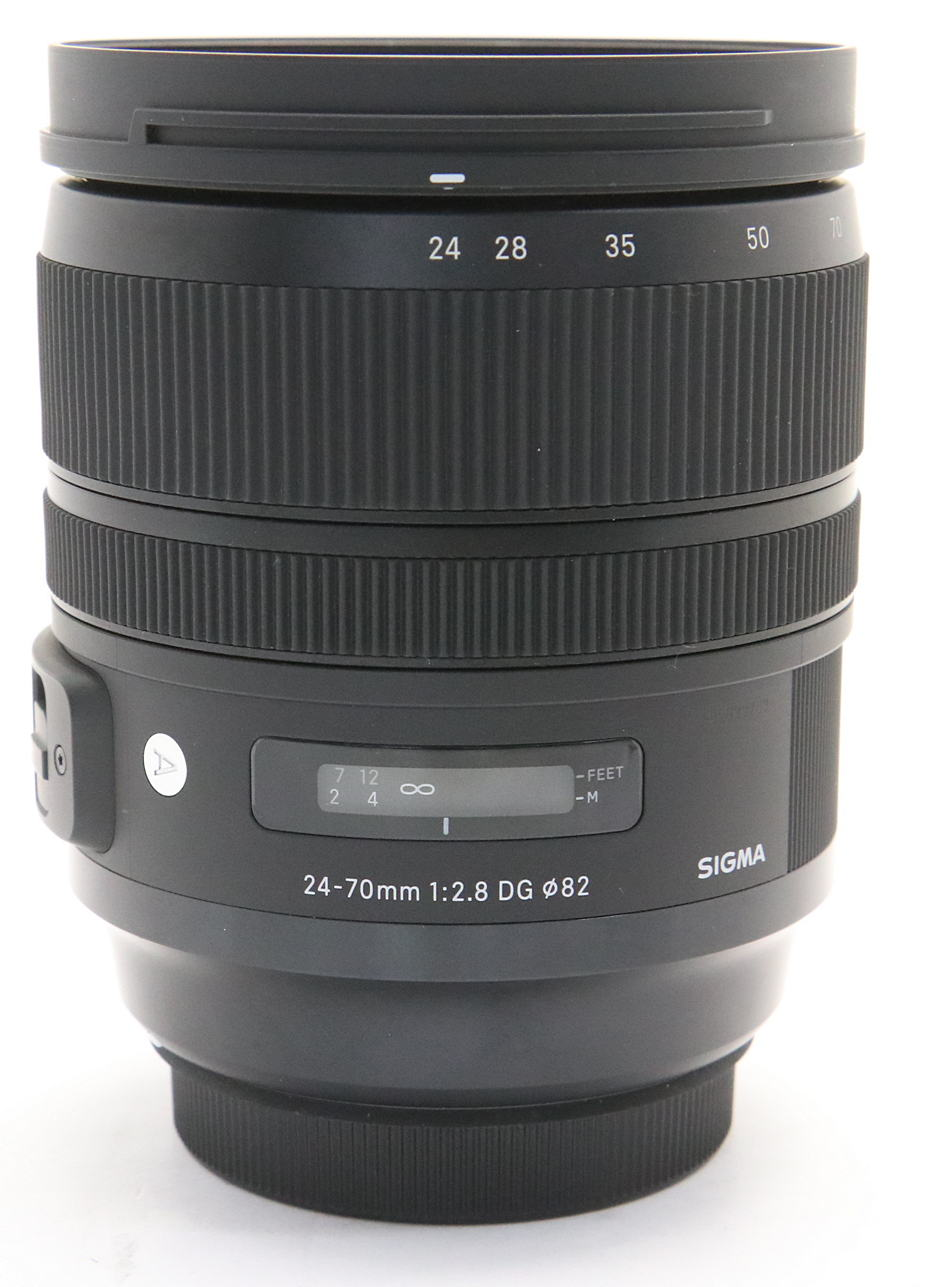 SIGMA 24-70mm F2.8 DG OS HSM Art фото 02