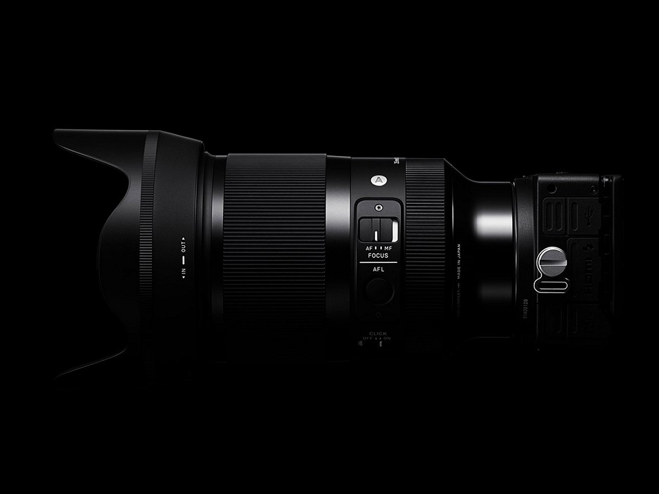 Sigma 35mm F1.2 DG DN Art фото