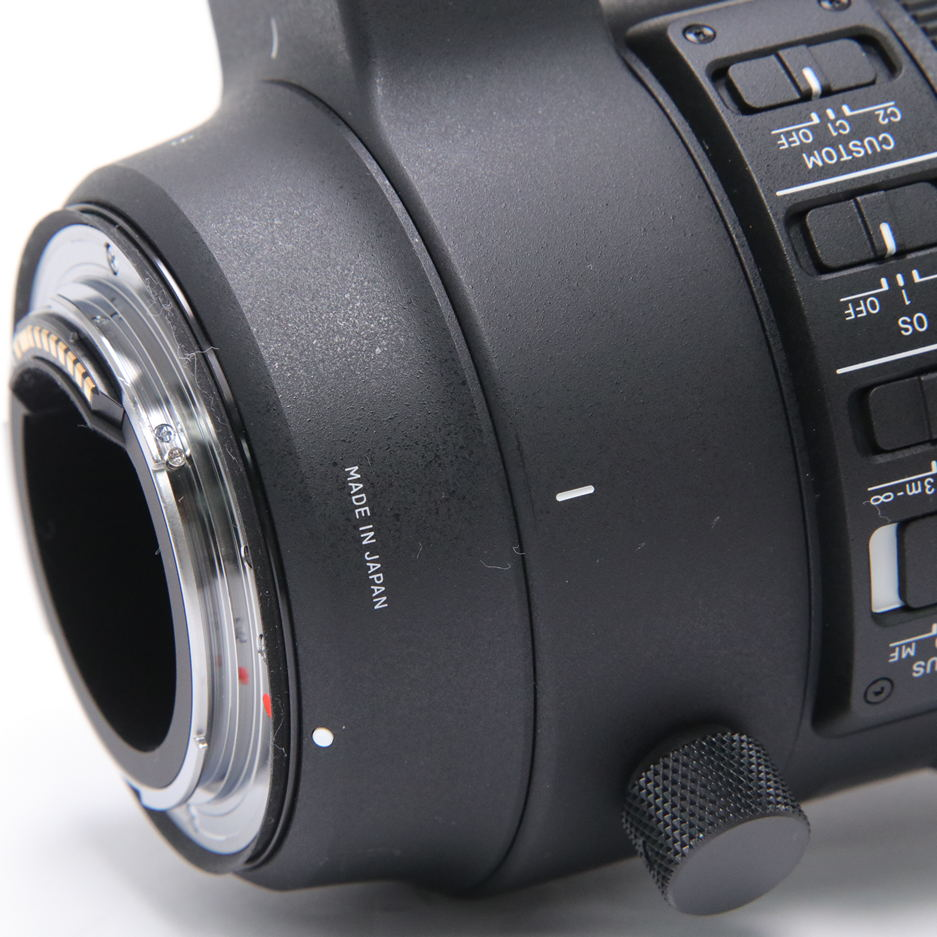 Подробный обзор Sigma 70-200mm f2.8 DG OS HSM Sports на LensTip