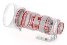 SIGMA 60-600mm F4.5-6.3 DG OS HSM Sports защищен от плохих условий