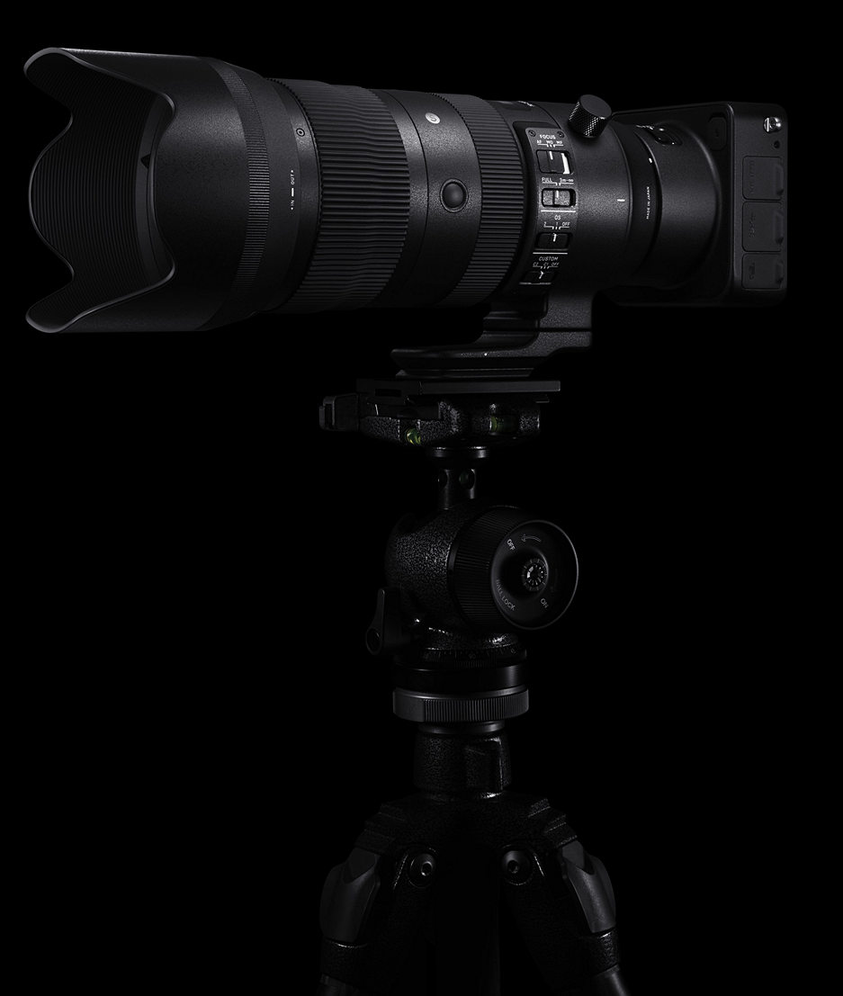 SIGMA 70-200mm F2.8 DG OS HSM Sports обзор объектива