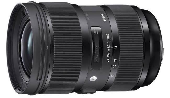 Sigma 24-35mm F2 DG HSM Art обзор фотографа